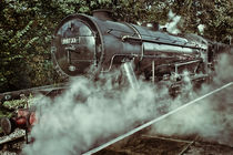 Vintage Austerity Class Engine von Colin Metcalf