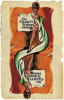 Dylan Card 1 von Mychael Gerstenberger