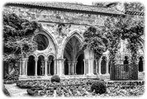 Kloster 1 by Uwe Karmrodt
