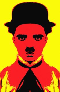 Charles Chaplin Charlot, alias by Art Cinema Gallery
