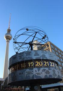 Alexanderplatz by Henning Hollmann