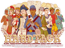 Hardtack Through the Ages by Julia Minamata