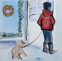 Winter bei rosendals by Eva Peters