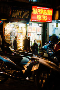 Hanoi Nightlife. by Tom Hanslien
