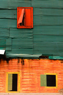 'Colourful Windows.' von Tom Hanslien