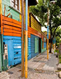 La Boca, Buenos Aires. von Tom Hanslien