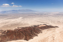 Nazca Desert Aerial View. by Tom Hanslien