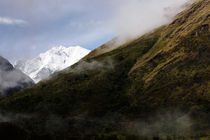 Salkantay Mountain. by Tom Hanslien