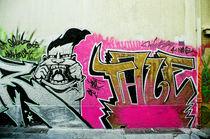 Graffiti, Athens by Christian Hansen