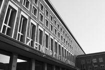 Zentralflughafen Tempelhof-Berlin by Christian Hansen