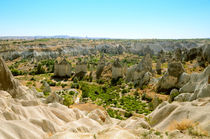 The Valley Of Love in Cappadocia, Turkey by Tanja Krstevska