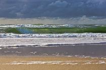 Sylt - grüne Welle von Nina Wedell