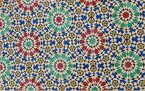 Moroccan wall art by Florentina Necunoscutu de Carvalho