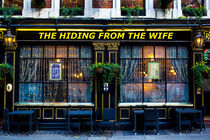 The hiding from the wife pub by David Pyatt