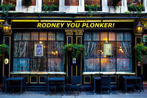 Rodney you plonker Pub by David Pyatt