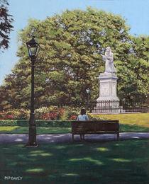 Painting-girl-waiting-at-southampton-watts-park