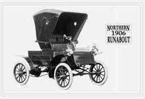 Northern Runabout Convertible 1906. von chris kusik