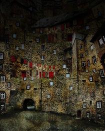 Castle Courtyard von florin