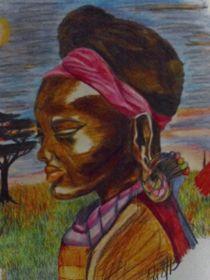 Afrika by Astrid Husak