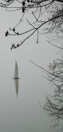 'Sailing without Horizon' von Juergen Seidt