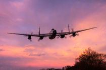 Lancaster-sunset