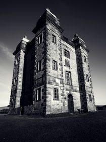 The Cage - Lyme Park by Oliver Wood