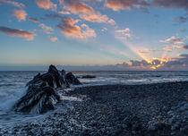 Madeira Sunset von Moritz Wicklein