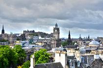 Edinburgh  von caladoart
