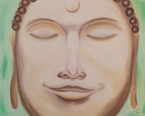 Buddha by Daliah Sölkner