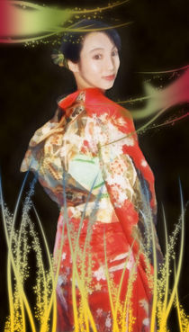 Furisode Girl von ceaster-timbrian