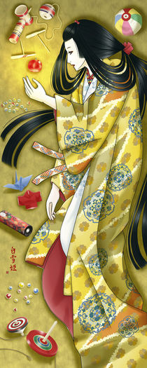 Snow White Japanese version von ceaster-timbrian
