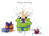Das drollige Julchen : Happy Birthday by Monika Blank-Terporten