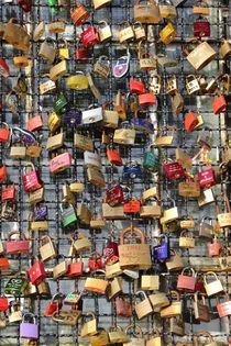 Liebesschlößer - Love locks by ropo13