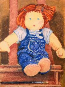 Puppe by Lutz Baar
