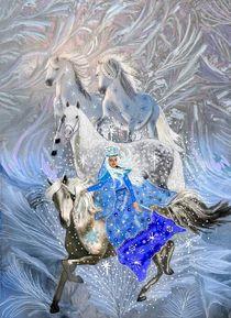 Die Pferde der Winterfee von Heidi Schmitt-Lermann