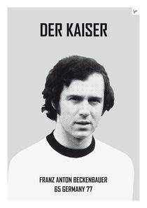 My-beckenbauer-soccer-legend-poster