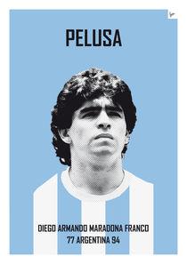 My-maradona-soccer-legend-poster