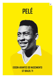 My-pele-soccer-legend-poster