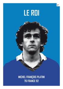 My-platini-soccer-legend-poster