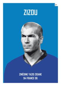 My-zidane-soccer-legend-poster