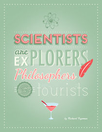 Quote : Scientists are explorers by jane-mathieu