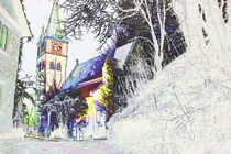 German Church by robert-boss