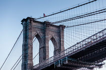 brooklyn bridge von Darren Martin