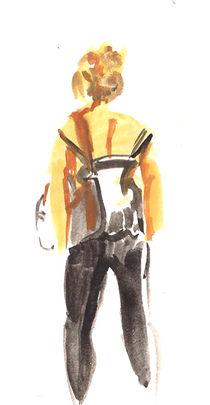 fashiondrawing by Cornelia Papendick