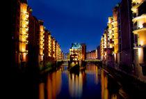 Wasserschloss Speicherstadt Hamburg by Dennis Stracke