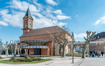 Ludwigskirche Bad Dürkheim 2 by Erhard Hess