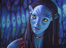 Avatar painting by Paul Meijering