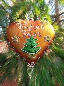 weihnachtsschmuck von sandra zuerlein