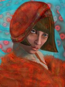 Lempicka-modernist-girl