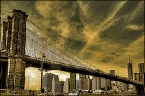 BROOKLYN BRIDGE by Maks Erlikh